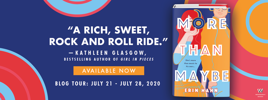 More Than Maybe by Erin Hahn   Blog Tour   ARC Book Review  readingwithwrin.wordpress.com